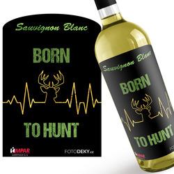 Víno Born to hunt