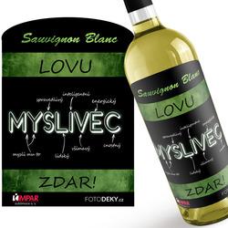 Víno Myslivec – vlastnosti
