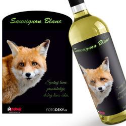 Víno Liška – lovec