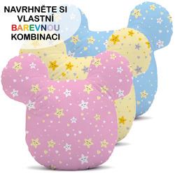 Polštářek - Myšák s hvězdičkami