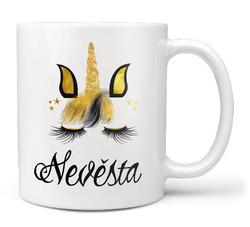 Hrnek Nevěsta – unicorn