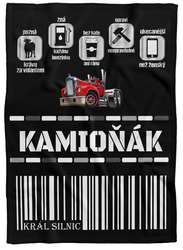 Deka Kamioňák 100%