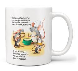 Hrneček Vařila myšička
