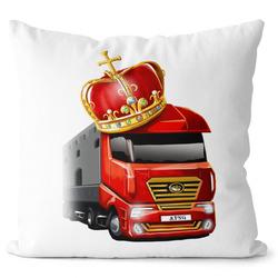 Polštářek Král silnic