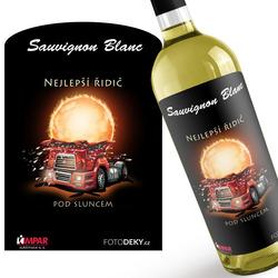 Víno Nejlepší řidič pod sluncem