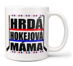 Hrnek Hokejová máma