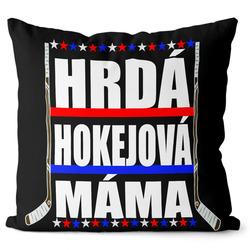 Polštář Hokejová máma
