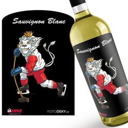 Víno Hokejový lev