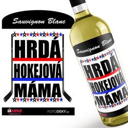 Víno Hokejová máma
