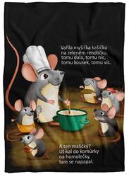 Deka Vařila myšička