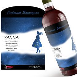Víno Panna (23.8. - 22.9.) - Modré provedení