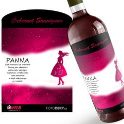 Víno Panna (23.8. - 22.9.) - Červené provedení