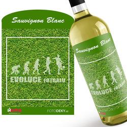Víno Evoluce fotbalu