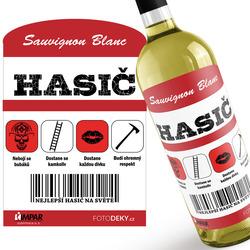 Víno Hasič 100%