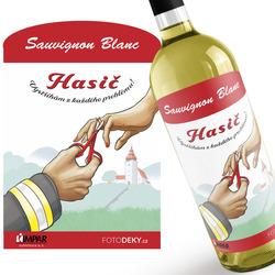 Víno Hasič vystříhá