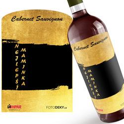 Víno Maminka – GOLD