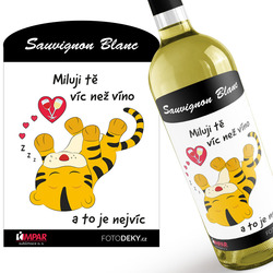 Víno Miluji tě víc