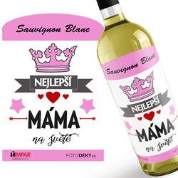 Víno Nejlepší máma na světě