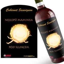 Víno Nejlepší maminka pod sluncem