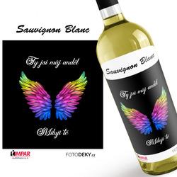 Víno Ty jsi můj anděl