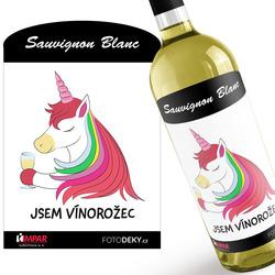 Víno Jsem vínorožec