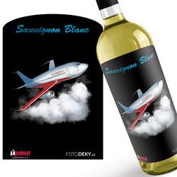 Víno Boeing 737