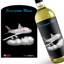 Víno Airbus A380
