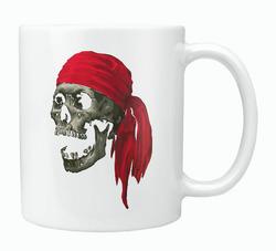 Hrnek Pirate skull
