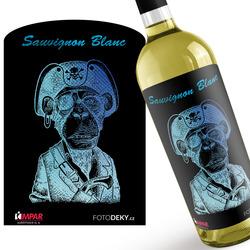 Víno Opičí kapitán