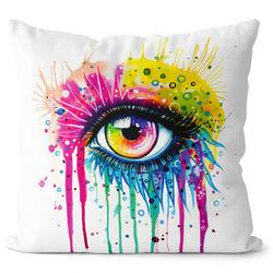Polštář Oko art