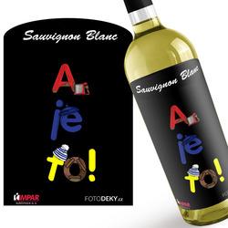 Víno A je to!