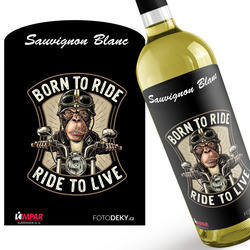 Víno Born to ride