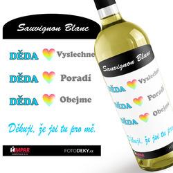 Víno Děda poradí