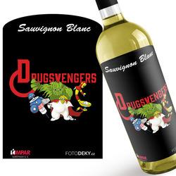 Víno Drugsvengers