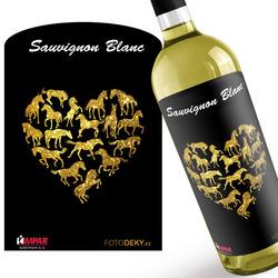 Víno Horse heart