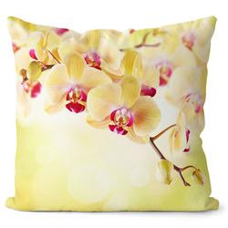 Polštář Orchidej
