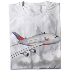Tričko Airbus A380 - dětské