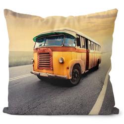 Polštář Retro autobus