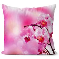 Polštář Růžová orchidej