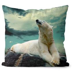 Polštář Lední medvěd