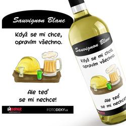 Víno Když se chce