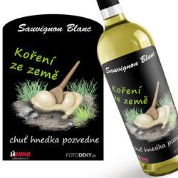 Víno Koření ze země