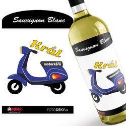 Víno Král motorkářů