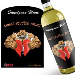 Víno Lamač dívčích srdcí