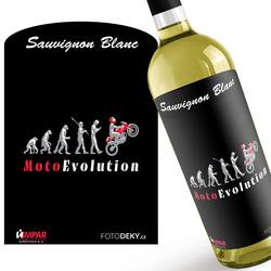Víno Moto Evolution