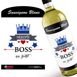 Víno Nejlepší boss na světě