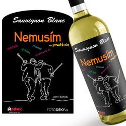 Víno Nemusím