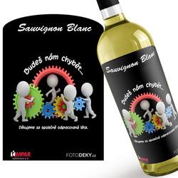 Víno Odpracovaná léta