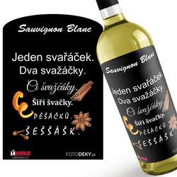 Víno Svařáček