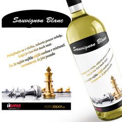 Víno Šach mat